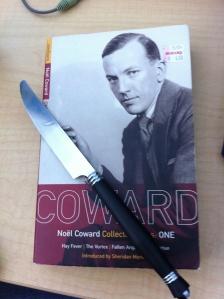 Love me some Noel Coward.